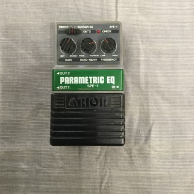 Arion SPE-1 Parametric EQ for sale