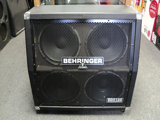 Behringer Bg412s Ultrastack 400 Watt 4x12 Stereo Surround