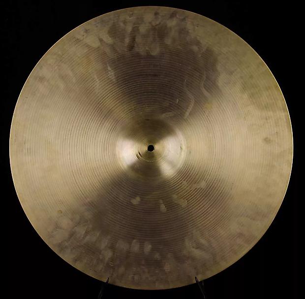pre serial paiste 20 formula 602 medium ride cymbal reverb. Black Bedroom Furniture Sets. Home Design Ideas