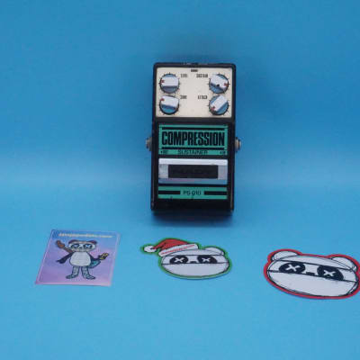 """Guyatone PS-010 Compression Sustainer 
