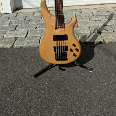 Ibanez SR505 Sound Gear 5 string Natural for sale
