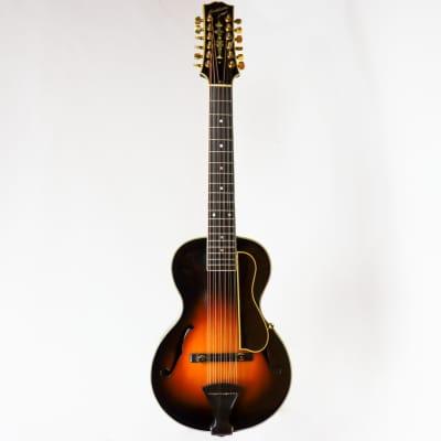 Monteleone Mini 12-String SN# 109 with Hardshell Case for sale