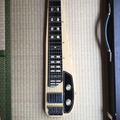 1950s Japanese Guyatone Lap Steel Hawaiian Guitar for sale