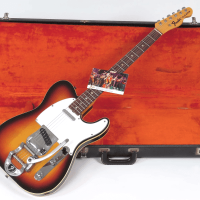 Fender Custom Telecaster with Bigsby (1968 - 1971)