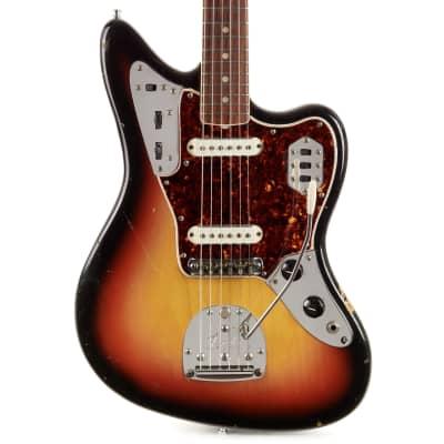 Vintage Fender Jaguar Sunburst 1965
