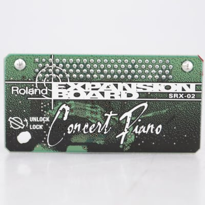 Roland SRX-02 Concert Piano Expansion Board #42279