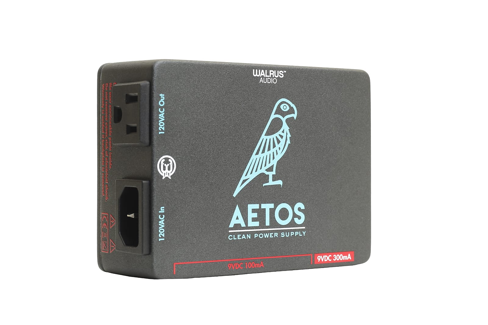 Walrus Audio Aetos 120V 8-Output Clean Isolated Power Supply