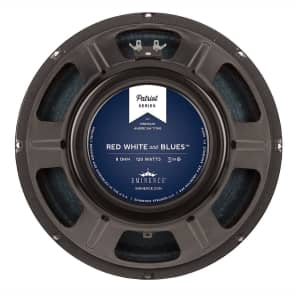 """Eminence Red, White and Blues 12"""" 120-Watt 8 Ohm Replacement Speaker"""