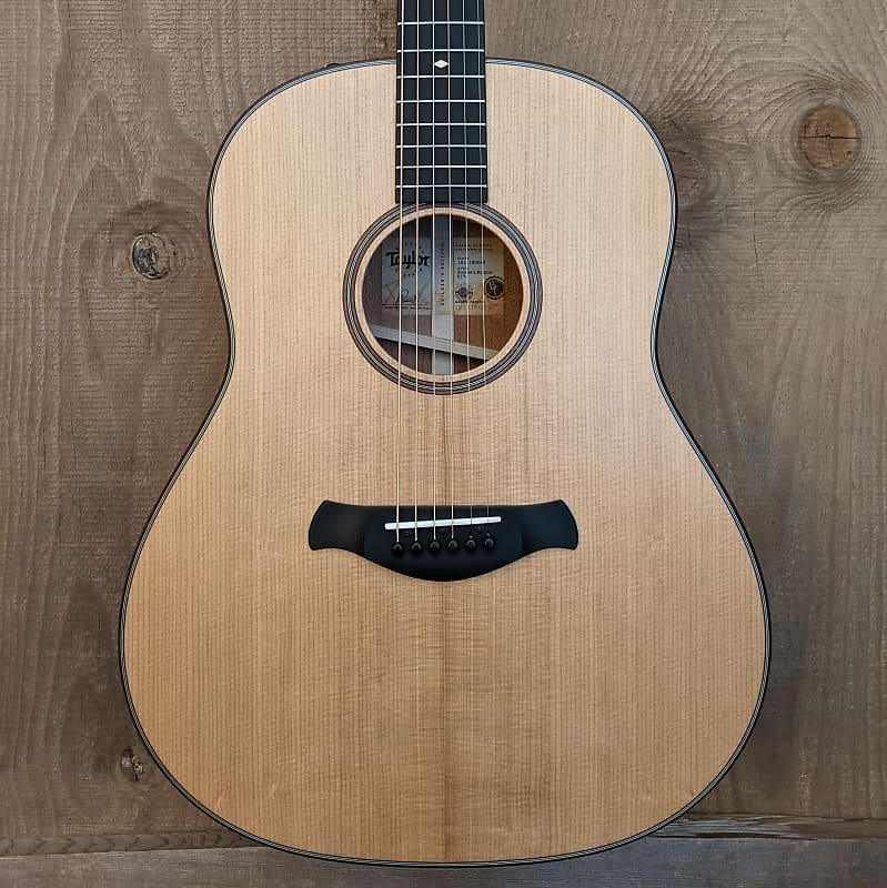 Taylor Builder's Edition 517e Acoustic Electric Guitar Natural