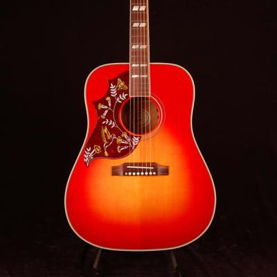 Gibson Hummingbird 2018 Vintage Cherry Sunburst Left Handed