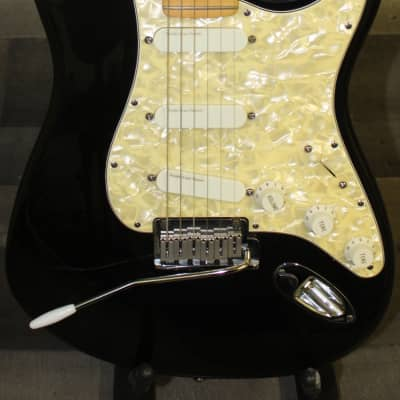 Fender Fender Stratocaster Plus Deluxe 1998 Black 1998 Black for sale