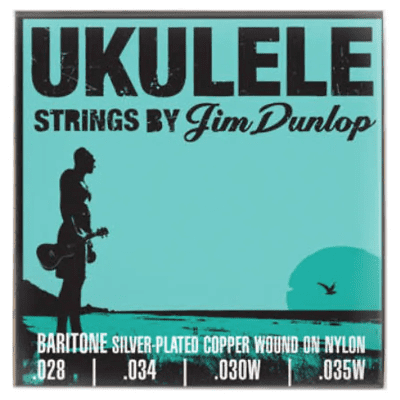 Dunlop DUQ304 Pro Baritone Ukulele Strings