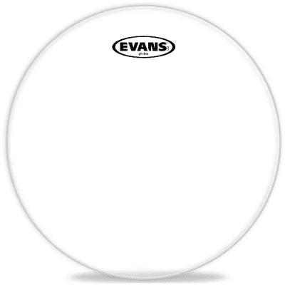 """Evans TT20G1 G1 Clear Drum Head - 20"""""""