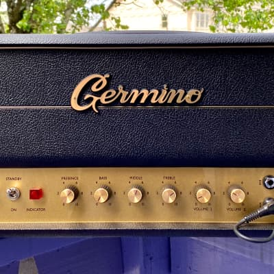 Germino Lead 55 LV Head with Master Volume for sale