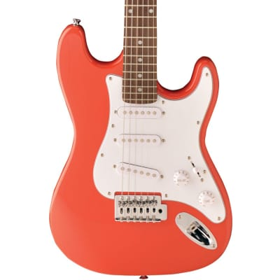 Jay Turser Junior Double Cutaway Electric Guitar 3/4 Size Red JT-30 for sale