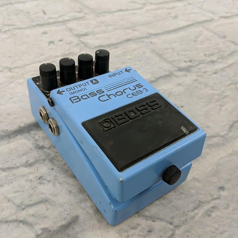 boss ceb 3 bass chorus pedal evolution music logan square reverb. Black Bedroom Furniture Sets. Home Design Ideas