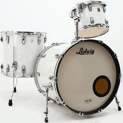 "Ludwig Classic Maple 8x12 / 16x16 / 18x22"" Drum Set"