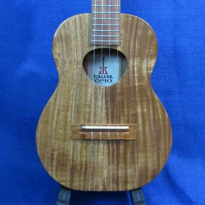 Mims Ukes: KoAloha Opio Tenor All Solid Acacia KTO-10 Light Gloss Ukulele Uke ~266 image