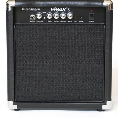 Diamond Amplification V-Max 158 15 Watt Combo Guitar Amplifier for sale