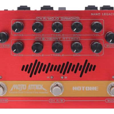 Hotone Nano Legacy Floor Series Mojo Attack 75-Watt Floor Guitar Amplifier