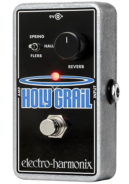 Electro-Harmonix EHX Holy Grail Nano Reverb Effects Pedal