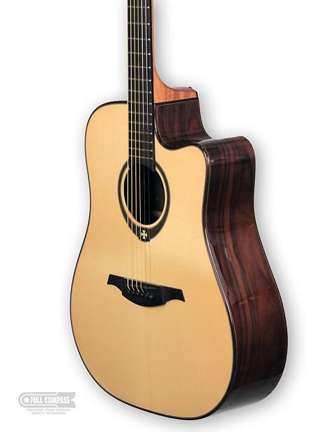 lag guitars t500dce display model tramontane 500 series reverb. Black Bedroom Furniture Sets. Home Design Ideas