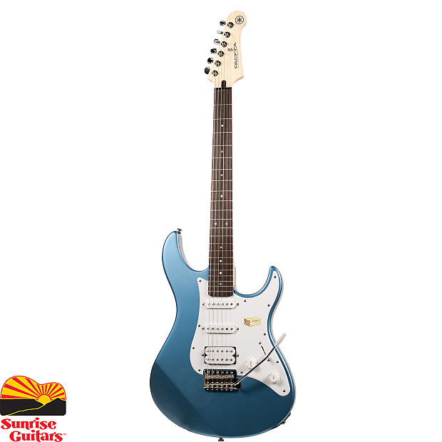 yamaha pac112j lake placid blue sunrise guitars reverb. Black Bedroom Furniture Sets. Home Design Ideas