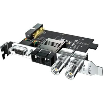 RME OPTO-X Extension Board for HDSPe MADI FX Triple MADI Card