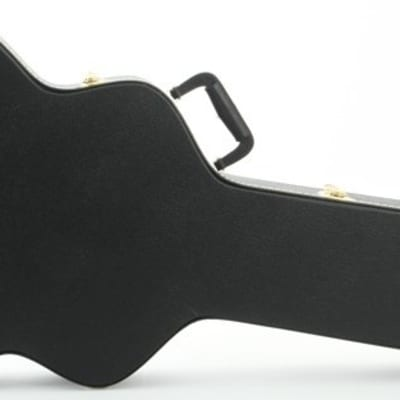 """G6242L-FT 17"""" Deluxe Hollow Body Flat Top Case"""