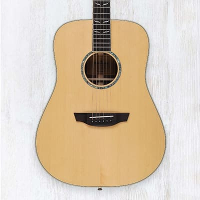 Orangewood Echo Solid Sitka Spruce Top Dreadnought Acoustic Guitar for sale