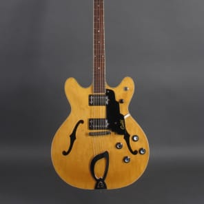 Guild Starfire IV  1972 Blond for sale