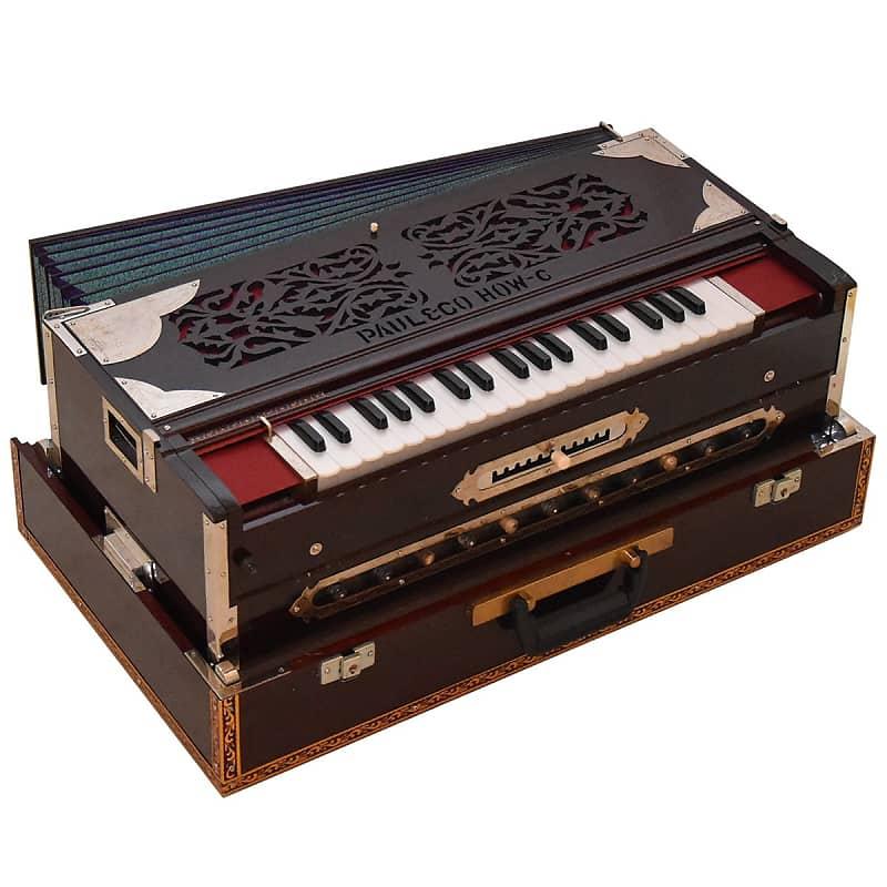 Paul & Company 11/3 Scale Changer Harmonium | Old Delhi Music