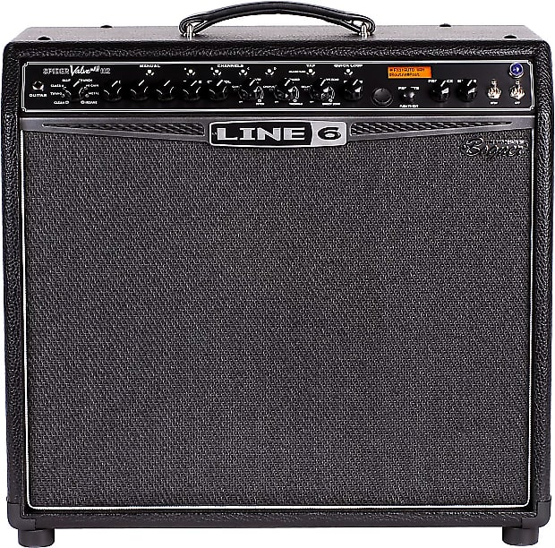 line 6 bogner spider valve 112 mkii 40w 1x12 guitar combo amp reverb. Black Bedroom Furniture Sets. Home Design Ideas
