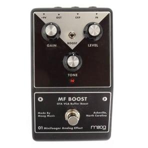Moog Minifooger MF Boost V2