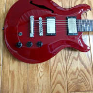 Hamer Artist 25th Anniversary Red for sale