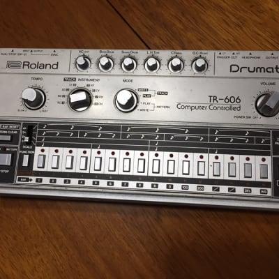 roland tr 606 sound programming. Black Bedroom Furniture Sets. Home Design Ideas