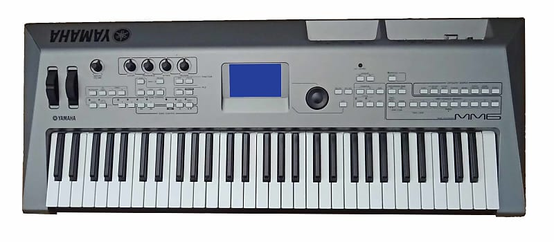 yamaha mm6 music synthesizer reverb. Black Bedroom Furniture Sets. Home Design Ideas
