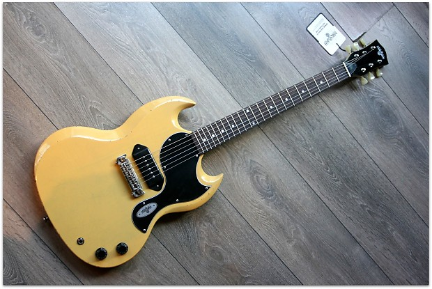 maybach albatroz 65 tv yellow aged | reverb