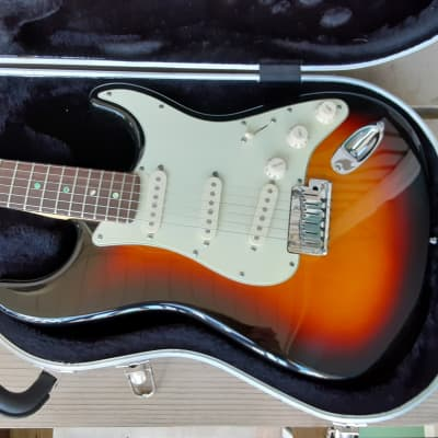 Used 2004 Fender American Deluxe Stratocaster Electric Guitar w/ Case! for sale