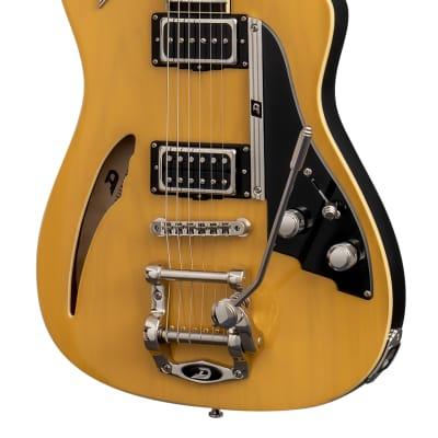 Electric Guitar DUESENBERG CARIBOU - Butterscotch Blonde - Tremolo for sale