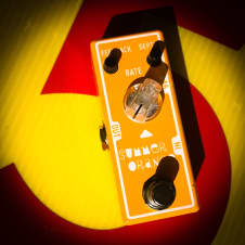 Tone City Summer Orange Phaser Mini Pedal