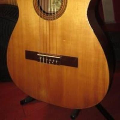 Vintage Original 1960s C-6 Favilla Classical Nylon String Guitar for sale