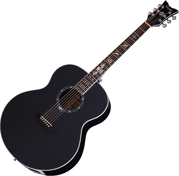 Schecter Signature Synyster Gates SYN J Acoustic Electric