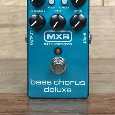 MXR M83 Bass Chorus Deluxe Pedal for sale