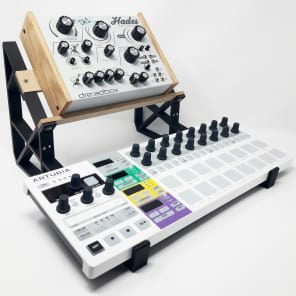 3DWAVES  Modular Dual Tier Stands (Large) For Desktop Synthesizers