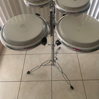 "Latin Percussion LP826 Giovanni Series11"" y  11.75""  Compact Conga & bongo"