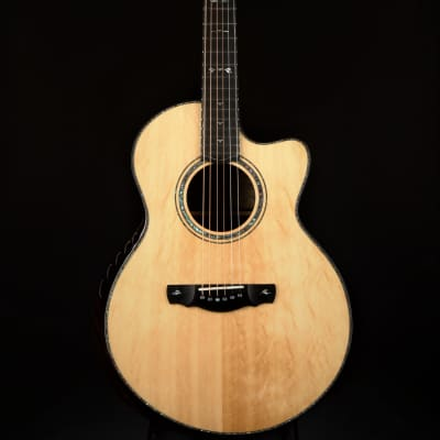Ryan Nightingale Grand Soloist Madagascar Rosewood/Caspian Spruce for sale