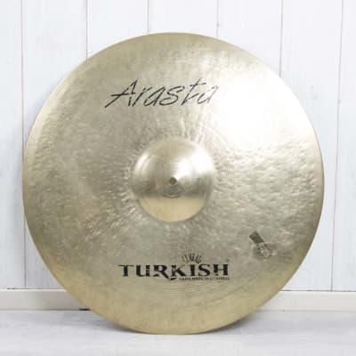 Turkish Cymbals Arasta 20''