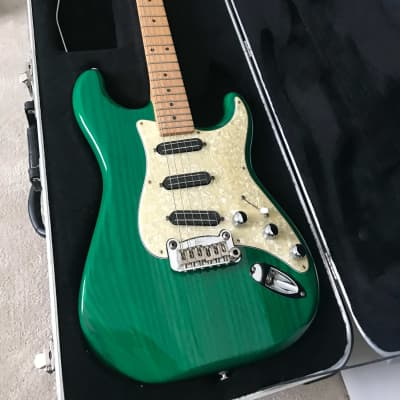 G&L Legacy Special 1996 Emerald Green for sale