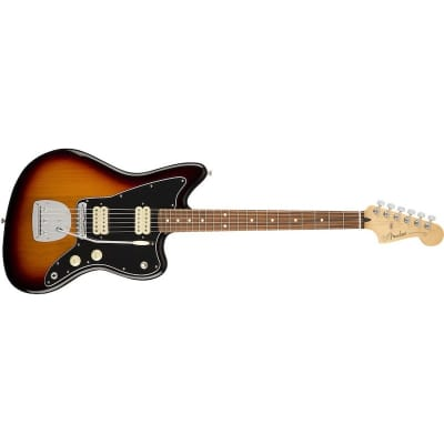 Fender Player Jazzmaster 3 Tone Sunburst Pau Ferro for sale